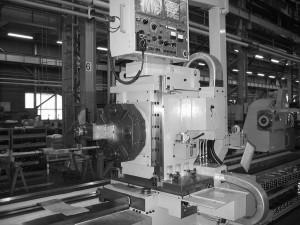 ミル機能、Y軸付 複合旋盤 M132機