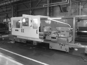 MX75×240 CNC強力高速旋盤